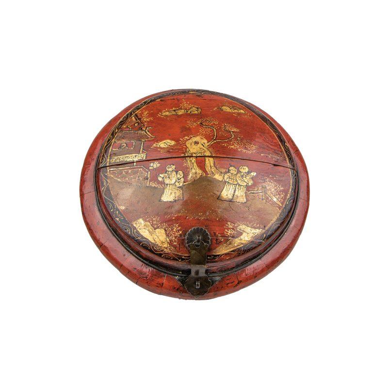 Chinese Ceremonial Box