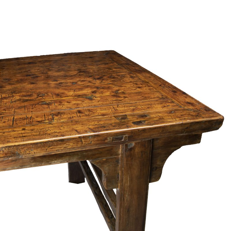 Antique Chinese High Wooden Table